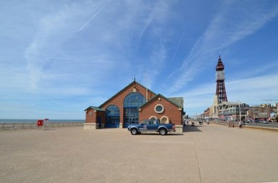 Blackpool Lifeboat Station