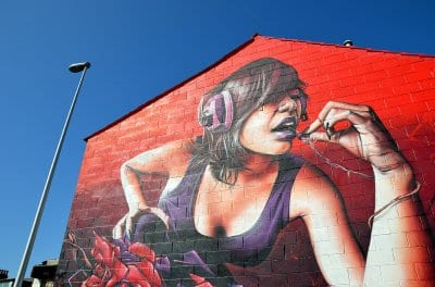 Urban Art in Blackpool