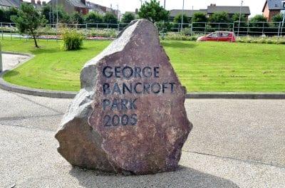 George Bancroft Park Blackpool
