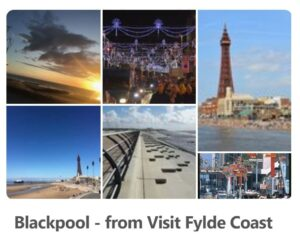 Blackpool Photo Gallery on Pinterest