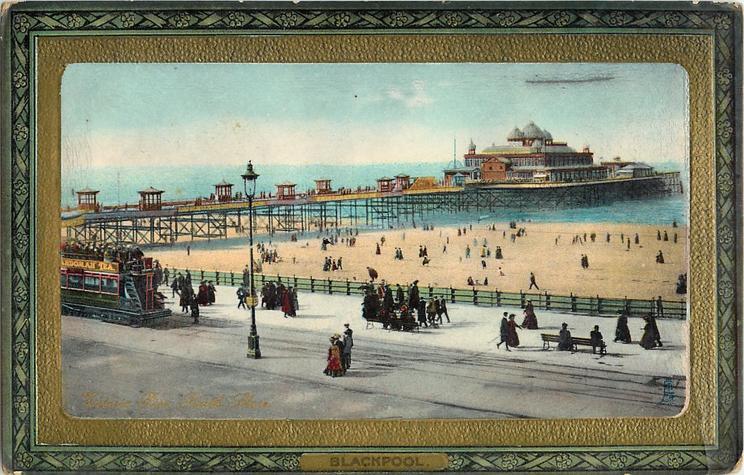 Blackpool Victoria Pier in 1902