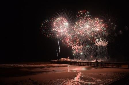 Winners of 2016 Blackpool World Firework Championships