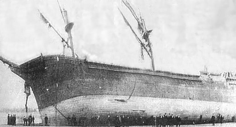 Abana Shipwreck