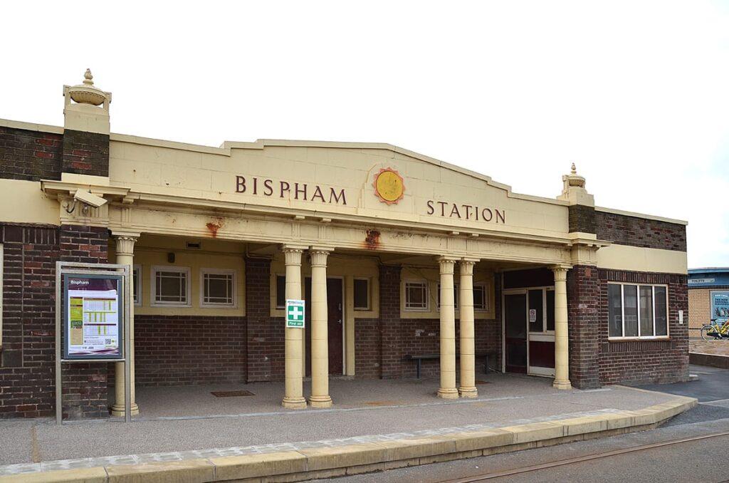 Bispham Tram Stop