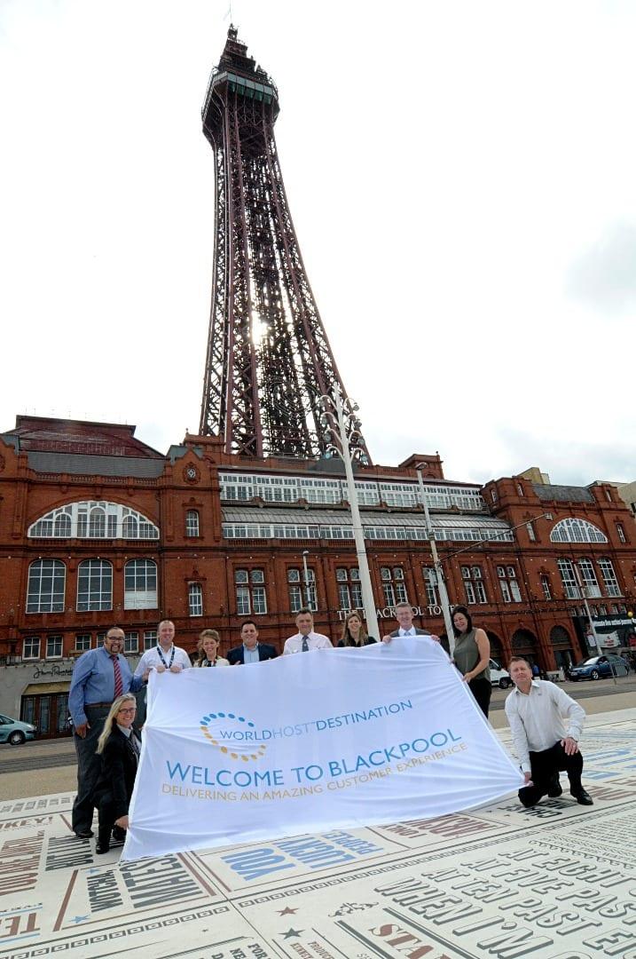 Blackpool achieves WorldHost Status