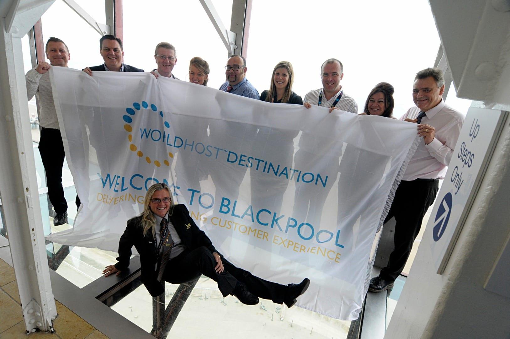 Blackpool schieves WorldHost status