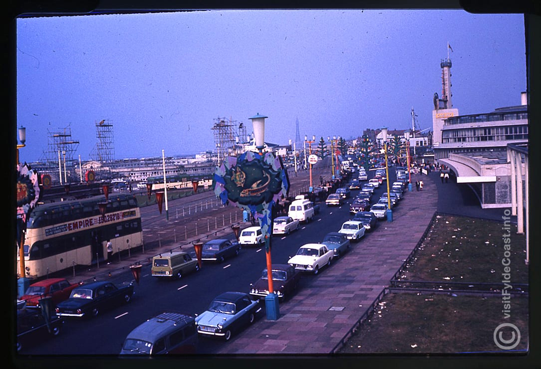 Blackpool Promenade. Our Old Blackpool Photos - archives from Visit Fylde Coast