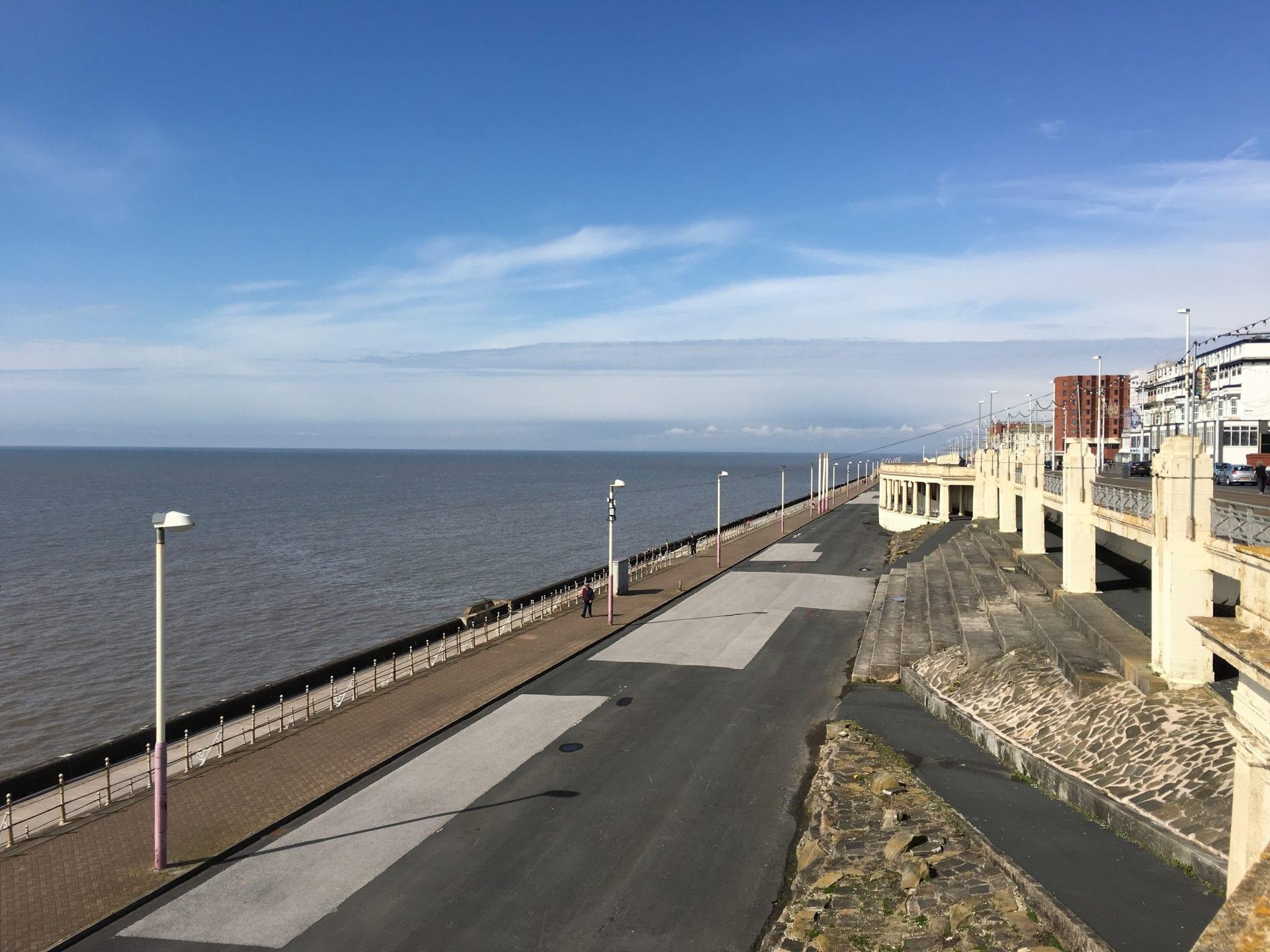 Colonnades at Blackpool North Shore