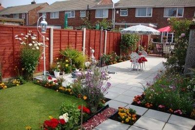 Beautiful Blackpool gardens
