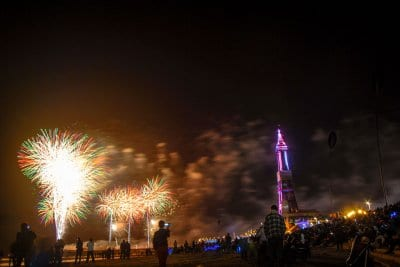 Blackpool World Firework Championships
