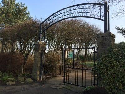 Devonshire Road Rock Gardens, Blackpool