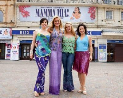 Mamma Mia comes to Blackpool summer 2014