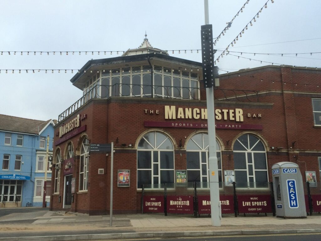Manchester Square at Blackpool South Shore