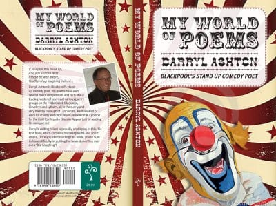 My world of Poems by Darryl Ashton