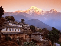 Carmen is going to Nepal