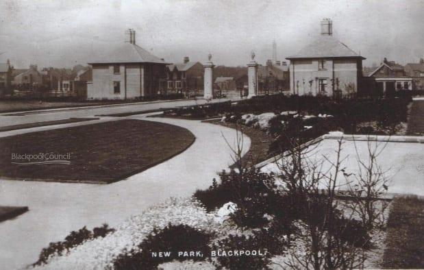 Stanley Park Blackpool, 1927