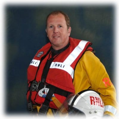 Richard Williams RNLI