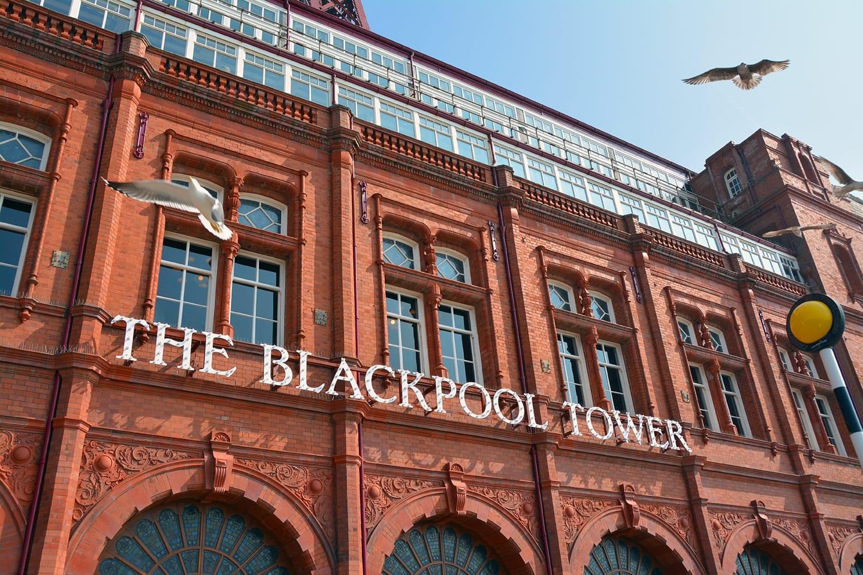 Blackpool Tower April 2015
