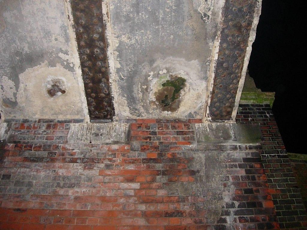Squires Gate Bridge Repairs