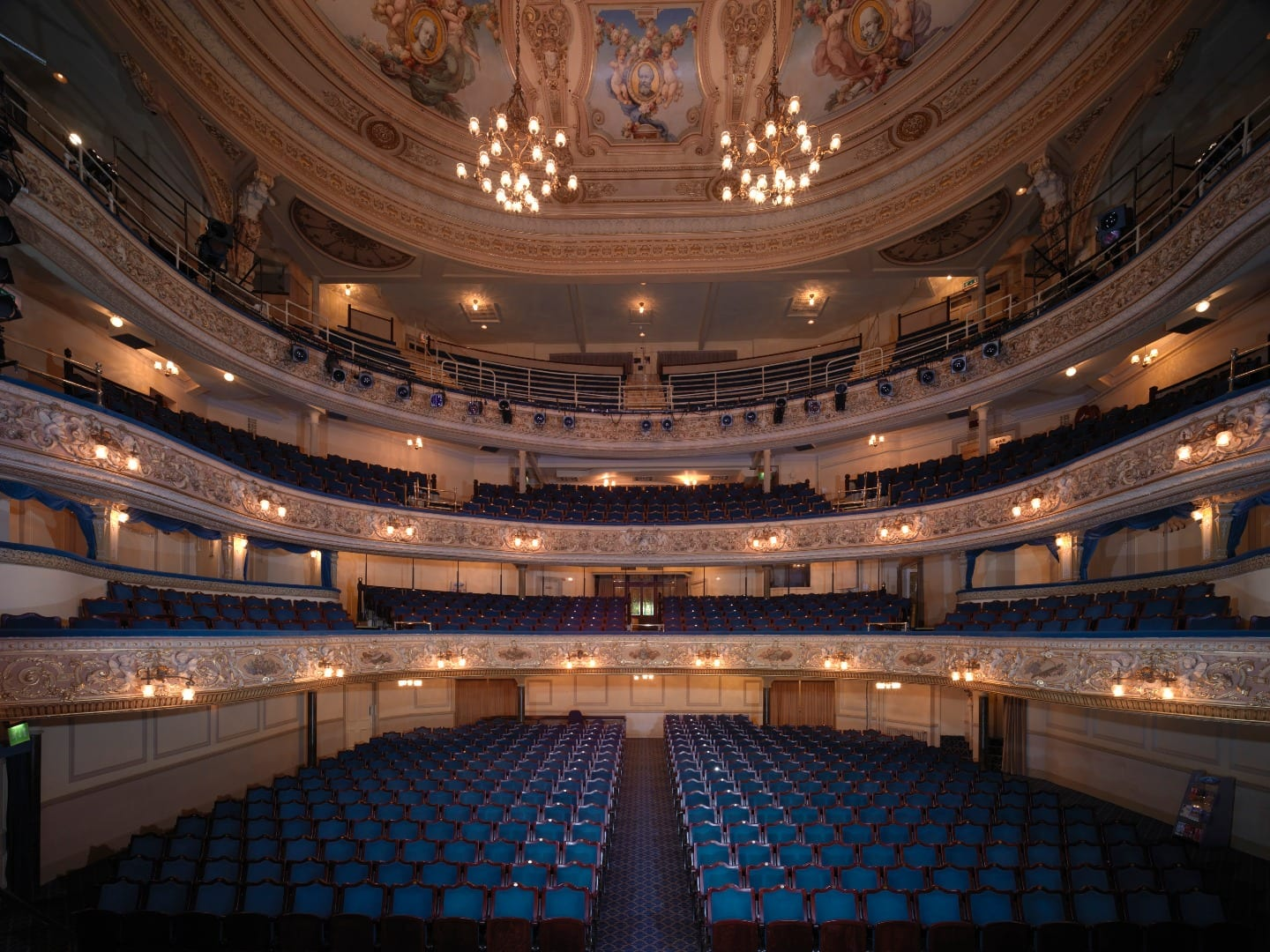 History of The Grand Theatre Blackpool