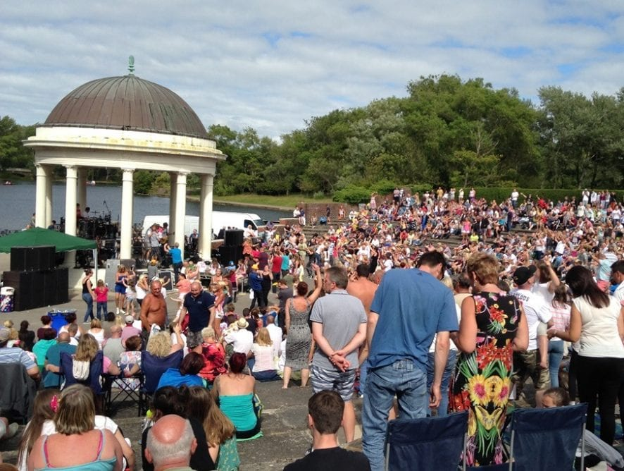 FREE Events at Stanley Park