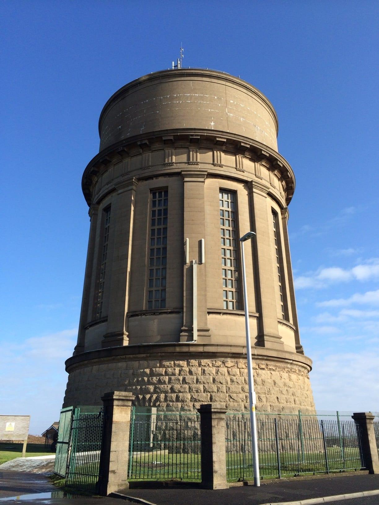 Warbreck Water Tower Blackpool
