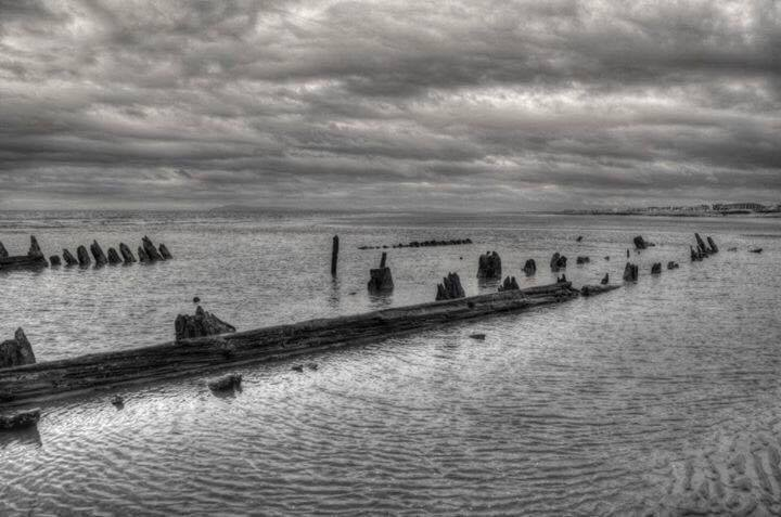 Thanks to Visit Fylde Coast Contributor Juliette Gregson for this photo of the Abana Shipwreck