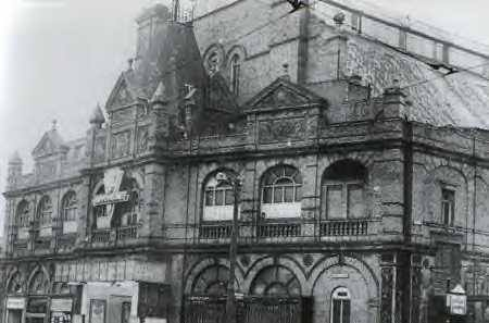 Original Empire Theatre building that was to become the ABC/Syndicate
