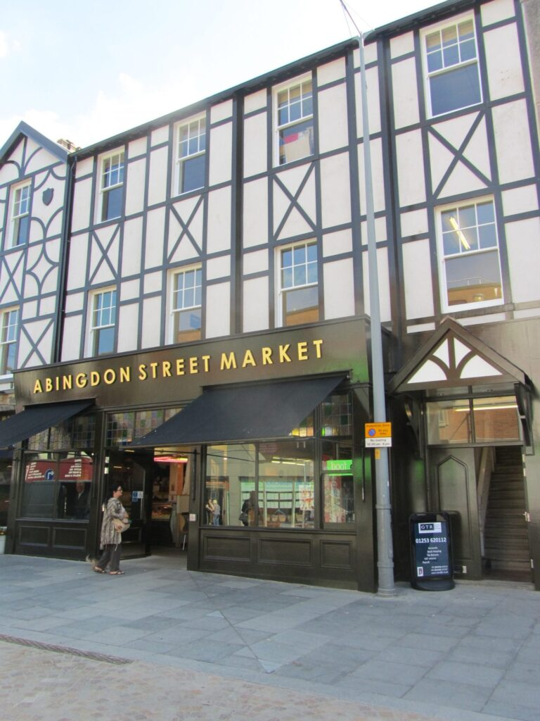 Abingdon Street Market