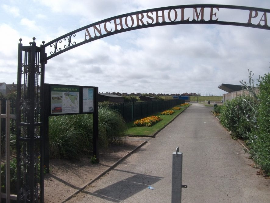 Anchorsholme Park