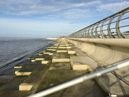 Anchorsholme Coast Protection Scheme