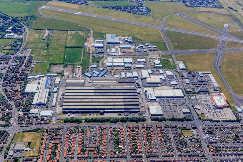 Blackpool Airport Enterprise Zone