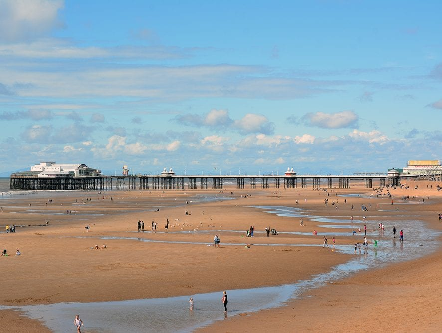 Blackpool Beaches