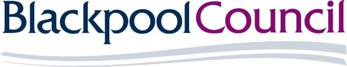 Blackpool Council logo, Blackpool Enterprise Zone