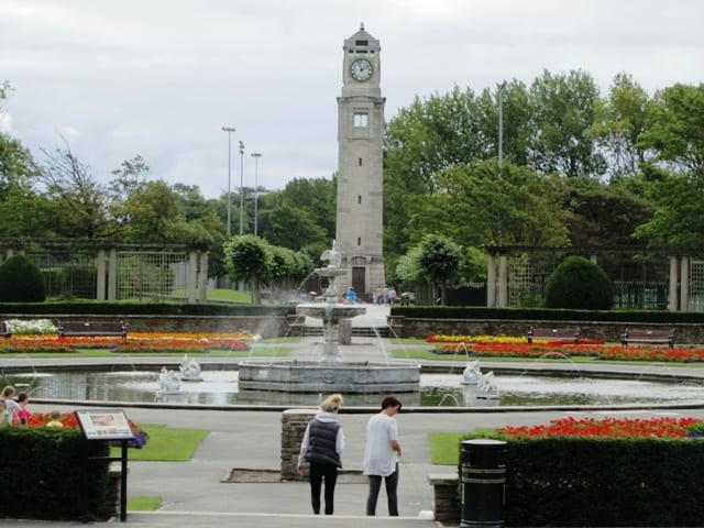 Blackpool Heritage Tours and Talks - Stanley Park
