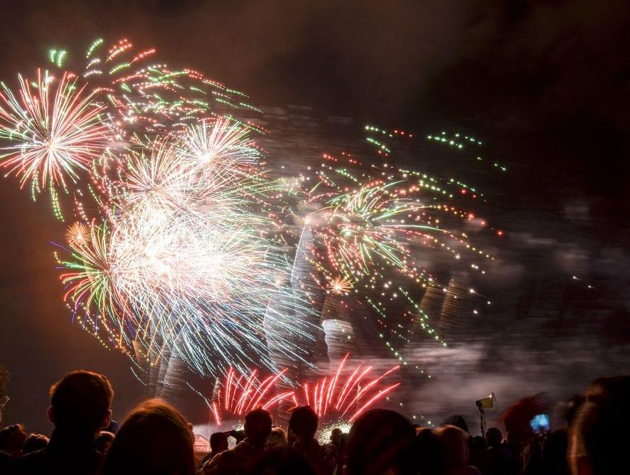Blackpool World Firework Championships