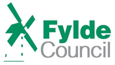Fylde Council logo, Blackpool Enterprise Zone