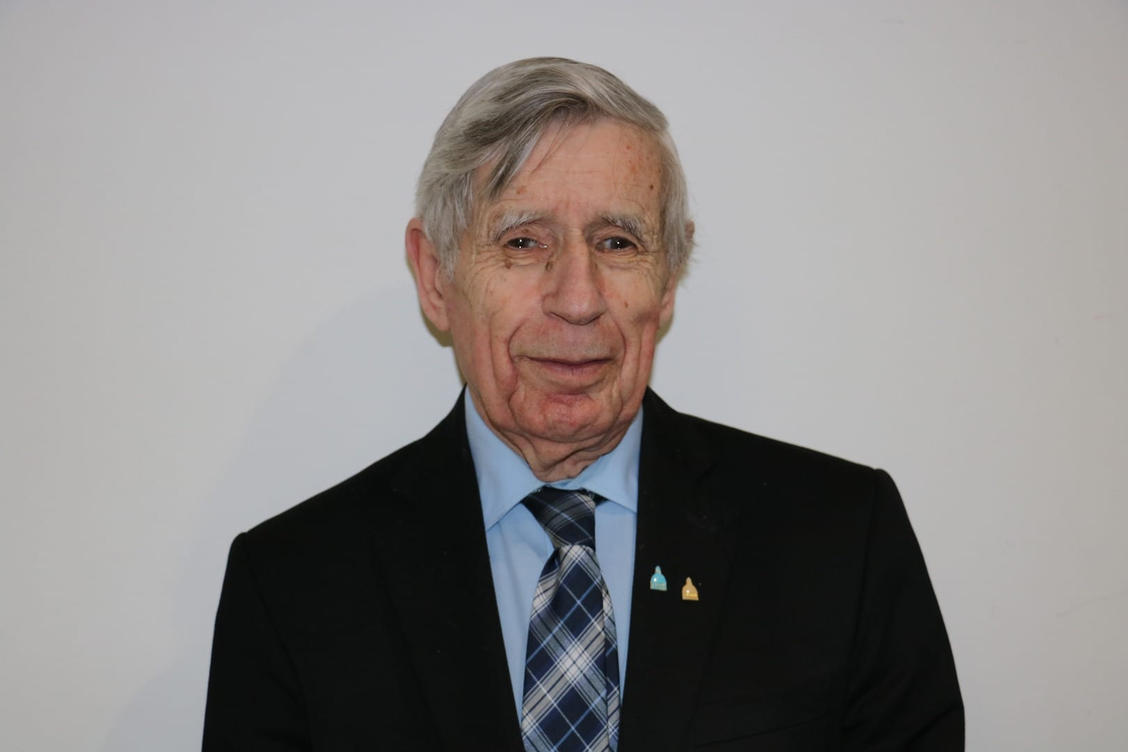 John Grady, new Chair of Friends of the Grand