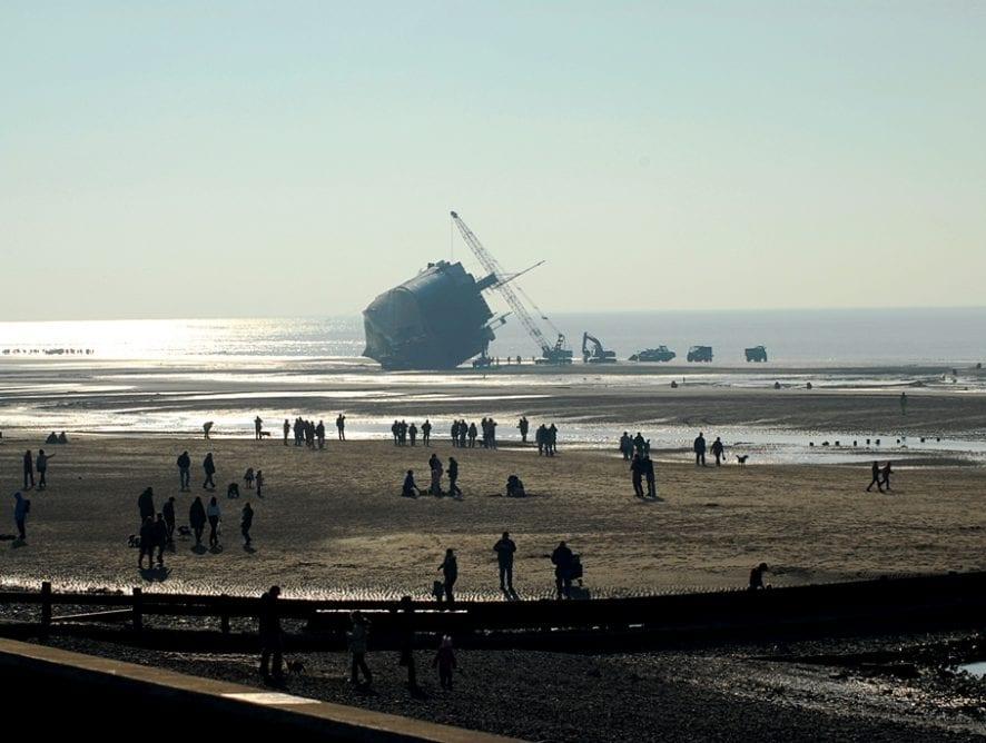 Riverdance Shipwreck