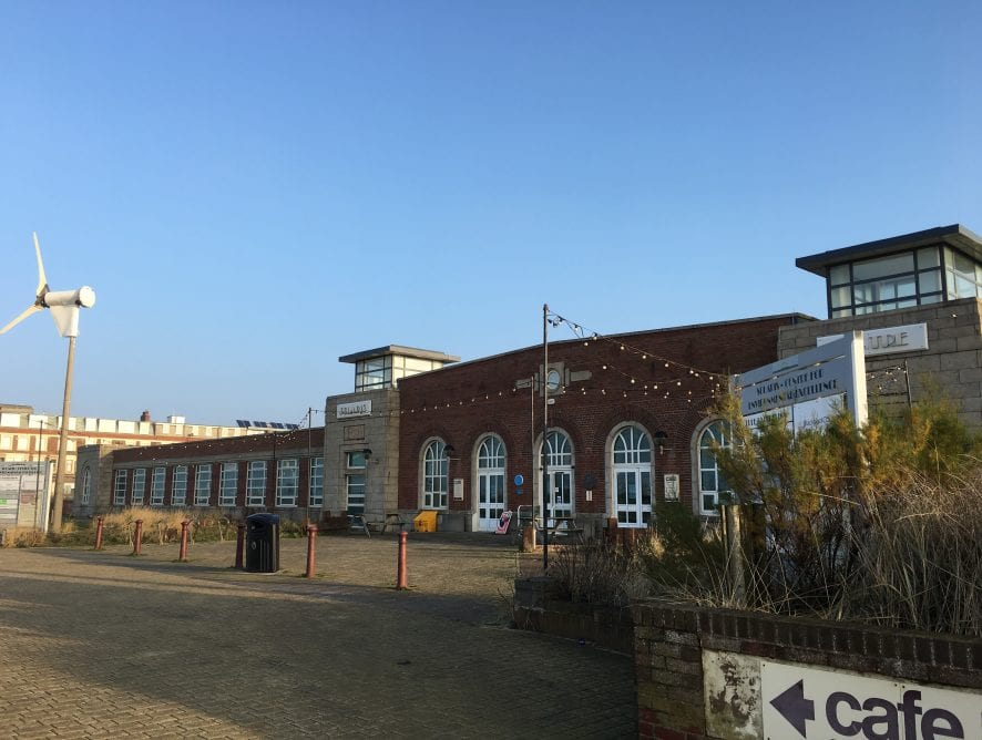 South Shore:Solaris Centre