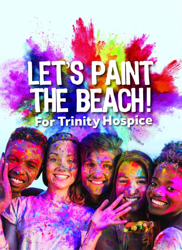 Trinity Hospice Colour Splash
