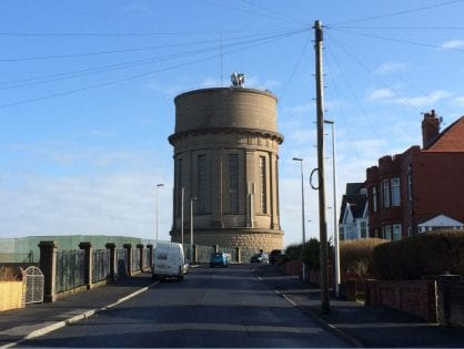 Warbreck Water Tower
