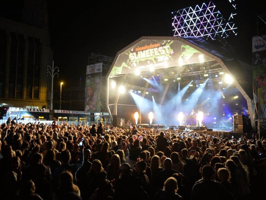 Blackpool Illuminations Switch On