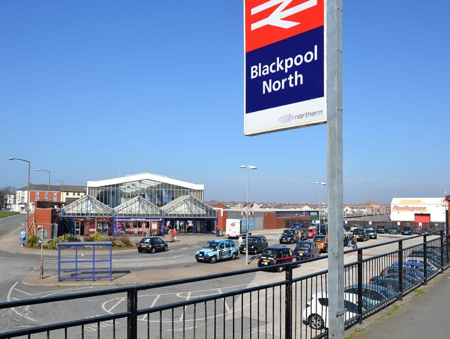 Electrification of the Blackpool Railway Line