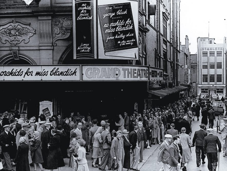 History of The Grand Theatre