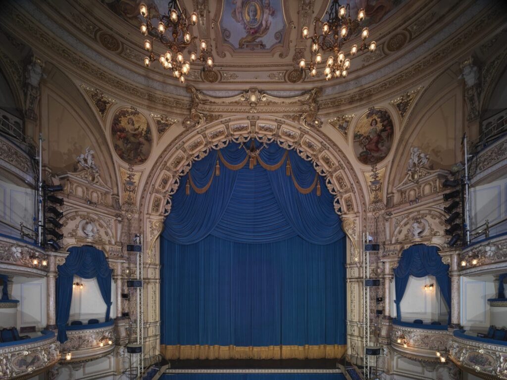 History of Blackpool Grand Theatre