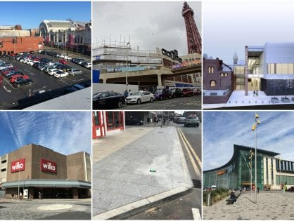 Next Phase of Blackpool Town CentreImprovements