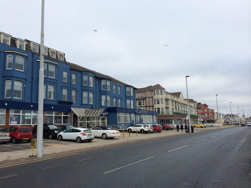 Hotels at Blackpool South Shore