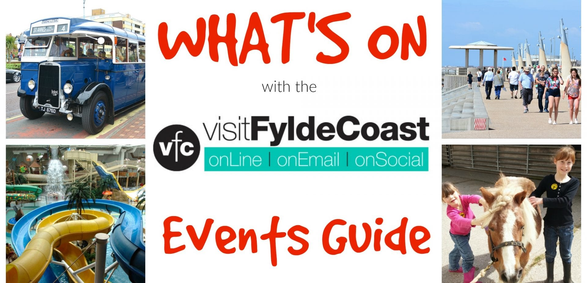 Visit Fylde Coast events guide